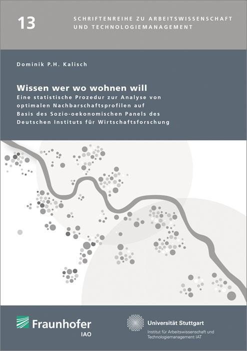 Wissen wer wo wohnen will. | / Spath / Bullinger, 2014 | Buch (Cover)