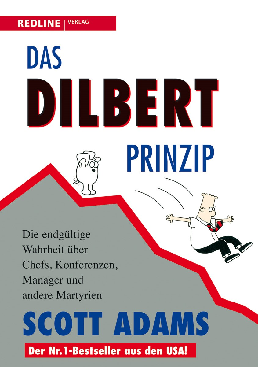 Das Dilbert-Prinzip | Adams, 2014 | Buch (Cover)