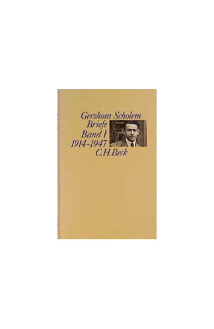 Cover: , Briefe: 1914-1947