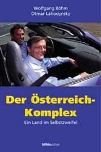 Abbildung von Böhm / Lahodynsky | Der Österreich-Komplex | 2001