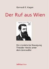 Der Ruf aus Wien   Kagan, 2002   Buch (Cover)