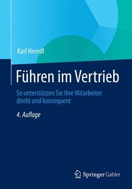 Abbildung von Herndl   Führen im Vertrieb   4. Auflage   2015   beck-shop.de