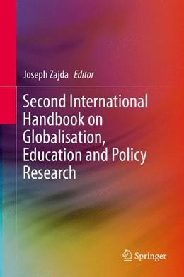 Abbildung von Zajda   Second International Handbook on Globalisation, Education and Policy Research   2015