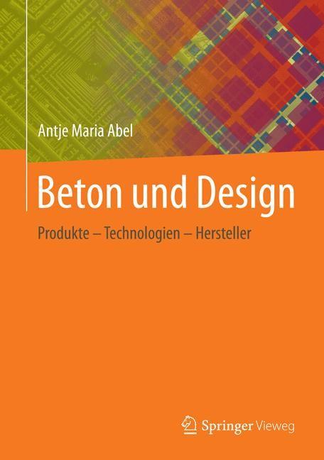 Abbildung von Abel | Beton und Design | 2016 | 2019