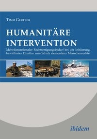 Abbildung von Gertler | Humanitäre Intervention | 2014