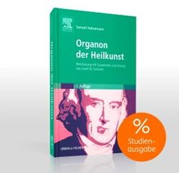 Abbildung von Schmidt / Hahnemann   Organon der Heilkunst Sonderausgabe   2014   Neufassung mit Systematik und ...