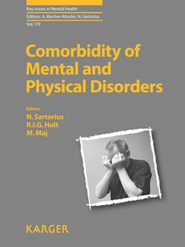 Abbildung von Sartorius / Holt / Maj | Comorbidity of Mental and Physical Disorders | 2014 | 179