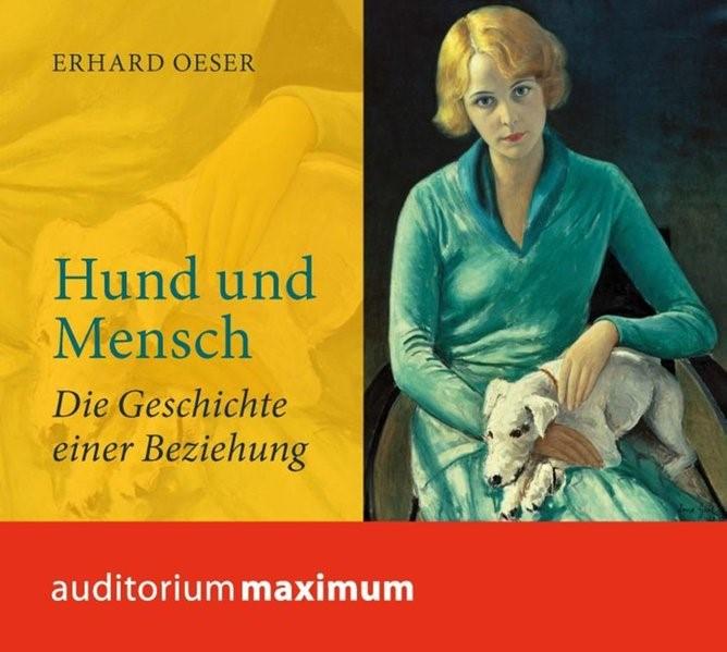 Hund und Mensch | Oeser, 2014 (Cover)