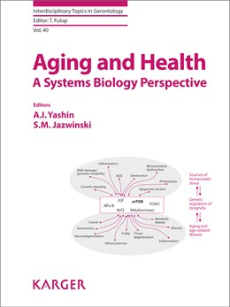 Abbildung von Yashin / Jazwinski | Aging and Health - A Systems Biology Perspective | 2014 | 40