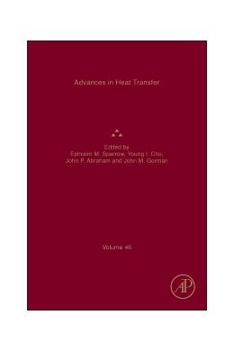 Abbildung von Sparrow / Abraham | Advances in Heat Transfer | 1. Auflage | 2014 | 46 | beck-shop.de