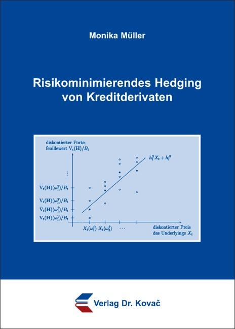 Risikominimierendes Hedging von Kreditderivaten | Müller, 2008 | Buch (Cover)