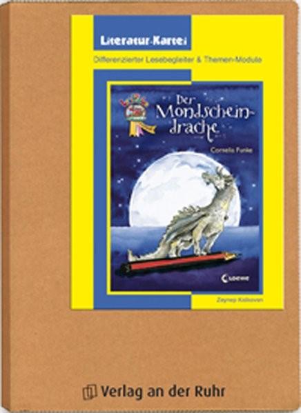 Literatur-Kartei ?Der Mondscheindrache? | Kalkavan, 2010 (Cover)