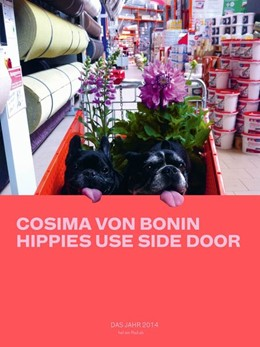 Abbildung von Kraus   Cosima von Bonin. Hippies Use Side Door   1. Auflage   2015   beck-shop.de