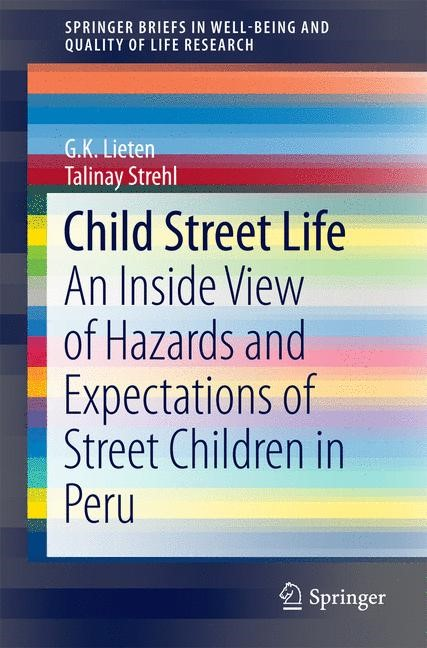 Child Street Life | Lieten / Strehl, 2014 | Buch (Cover)