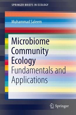 Abbildung von Saleem   Microbiome Community Ecology   2015   Fundamentals and Applications