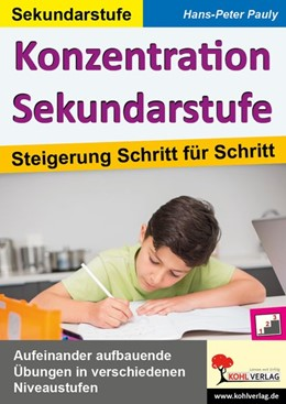 Abbildung von Pauly   Konzentration Sekundarstufe   1. Auflage   2015   beck-shop.de