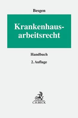 Abbildung von Besgen | Krankenhausarbeitsrecht | 2. Auflage | 2016