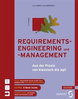 Abbildung von Rupp / SOPHISTen | Requirements-Engineering und -Management | 6. Auflage | 2014 | beck-shop.de