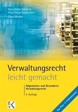 Abbildung von Murken | Verwaltungsrecht - leicht gemacht | 4. Auflage | 2014 | beck-shop.de