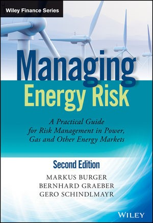 Managing Energy Risk | Burger / Graeber / Schindlmayr | 2. Auflage, 2014 | Buch (Cover)
