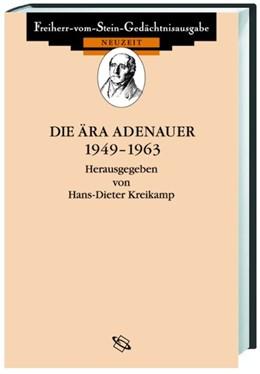 Abbildung von Kreikamp | Die Ära Adenauer 1949-1963 | 2003