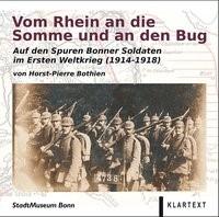 Vom Rhein an die Somme und an den Bug | Bothien, 2014 | Buch (Cover)