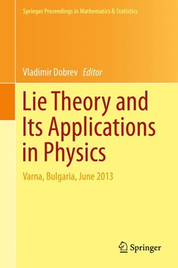 Abbildung von Dobrev | Lie Theory and Its Applications in Physics | 2014 | 2015 | Varna, Bulgaria, June 2013 | 111