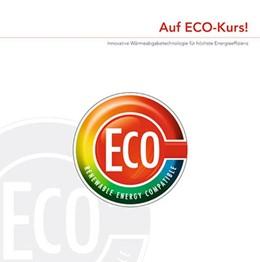 Abbildung von Adam / Graf / Hörtner   Auf ECO-Kurs!   2010   Innovative Wärmeabgabetechnolo...