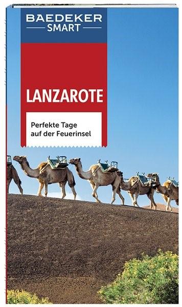 Baedeker SMART Reiseführer Lanzarote | Bourmer / Murphy | 1. Auflage, 2015 | Buch (Cover)