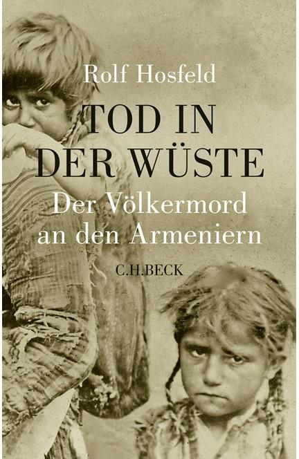 Cover: Rolf Hosfeld, Tod in der Wüste