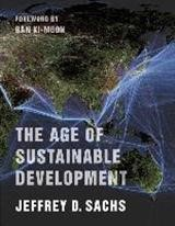 Abbildung von Sachs | The Age of Sustainable Development | 2015