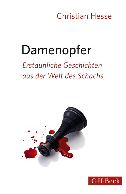 Cover: Christian Hesse, Damenopfer