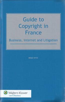 Abbildung von Spitz | Guide to Copyright in France | 2014 | Business, Internet and Litigat...