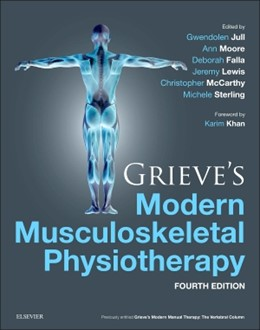 Abbildung von Jull / Moore / Falla / Lewis / McCarthy / Sterling | Grieve's Modern Musculoskeletal Physiotherapy | 2015 | Vertebral Column and Periphera...