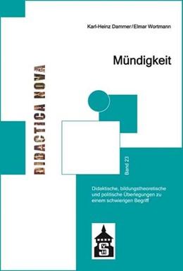 Abbildung von Dammer / Wortmann | Mündigkeit | 1. Auflage | 2014 | 23 | beck-shop.de