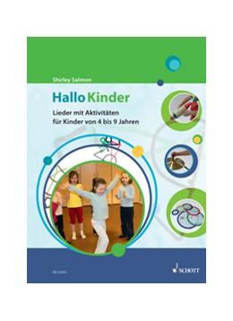 Abbildung von Salmon   Hallo Kinder   2014   Lieder und Aktivitäten für Kin...