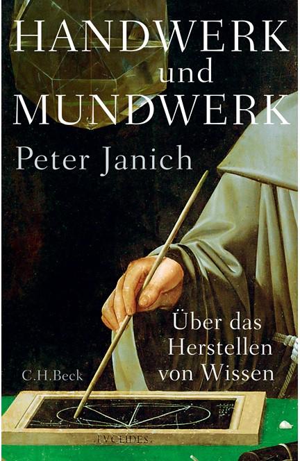 Cover: Peter Janich, Handwerk und Mundwerk