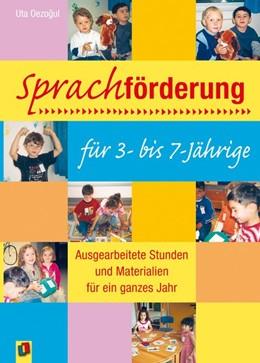 Abbildung von Oezogul   Sprachförderung für 3- bis 7-Jährige   3 bis 7 Jahre   2007   Ausgearbeitete Stunden und Mat...