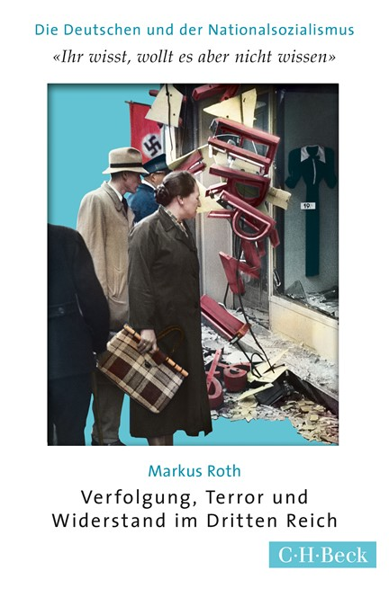 Cover: Markus Roth, 'Ihr wißt, wollt es aber nicht wissen'