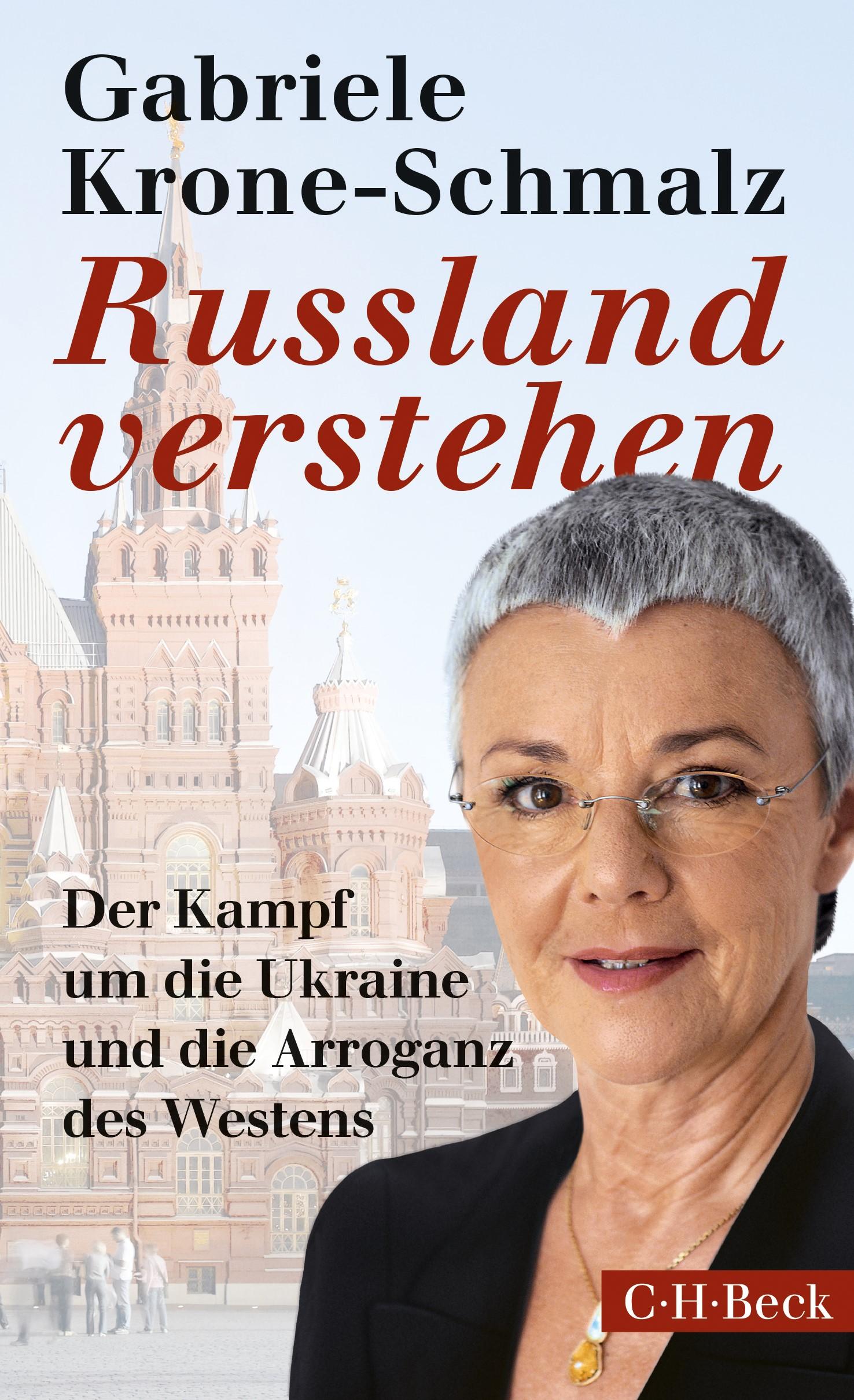 Russland verstehen | Krone-Schmalz, Gabriele | Buch (Cover)