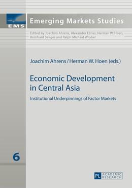 Abbildung von Ahrens / Hoen | Economic Development in Central Asia | 2014 | Institutional Underpinnings of... | 6