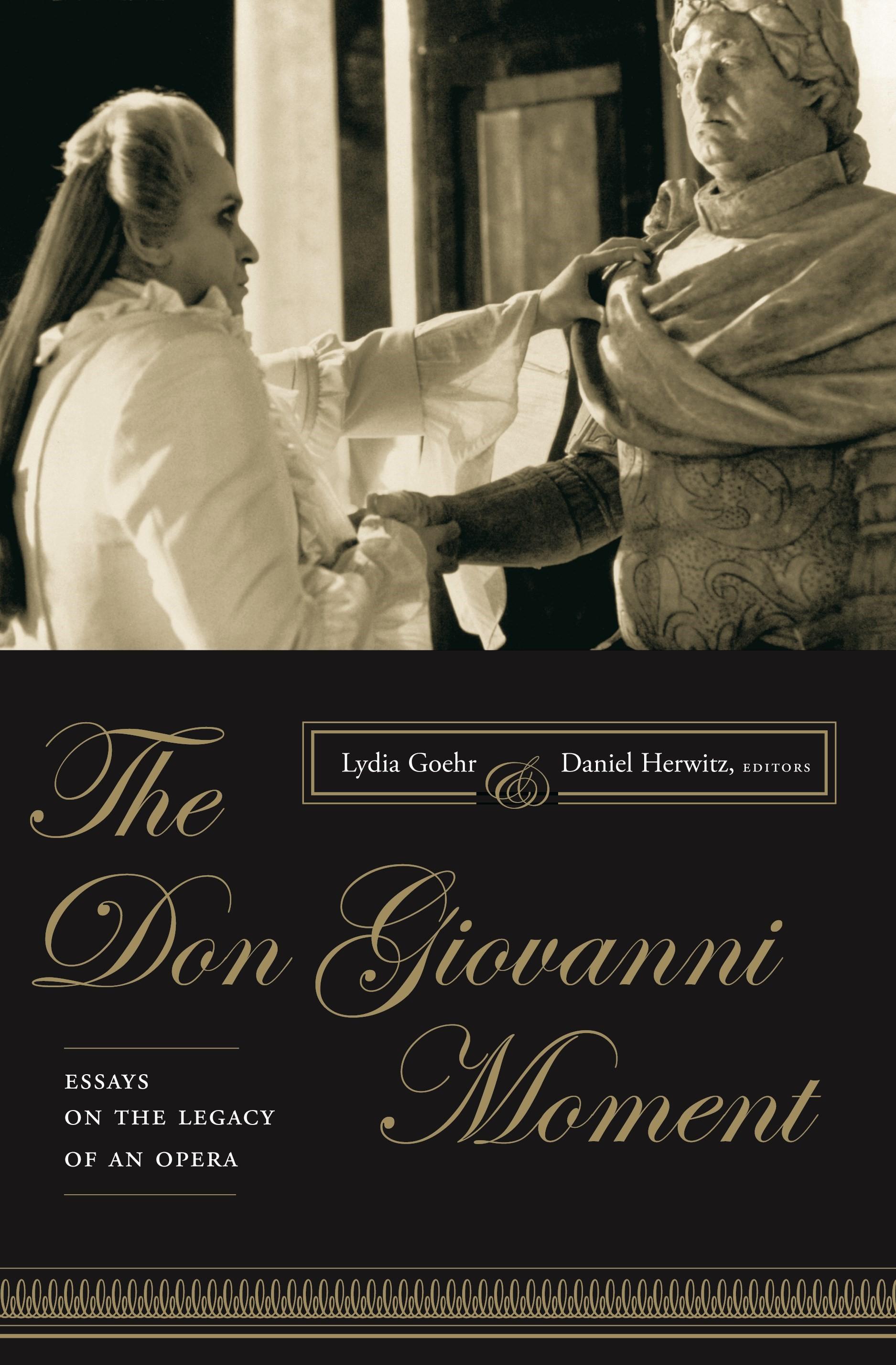 Abbildung von Goehr / Herwitz | The Don Giovanni Moment | 2006