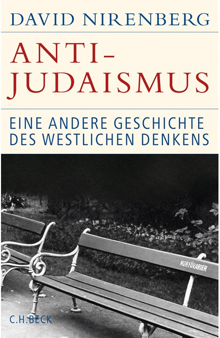 Cover: David Nirenberg, Anti-Judaismus