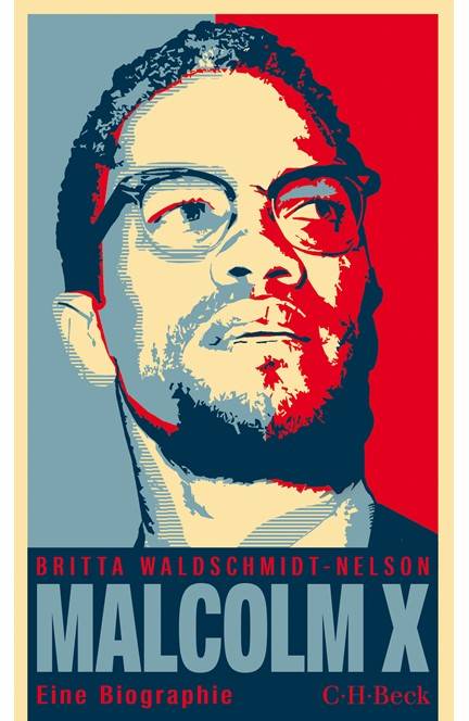 Cover: Britta Waldschmidt-Nelson, Malcolm X