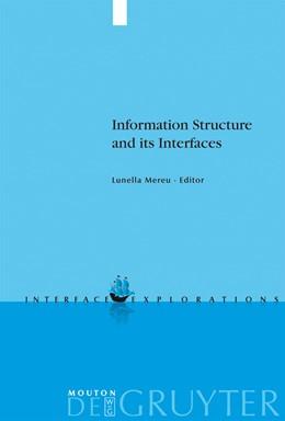 Abbildung von Mereu | Information Structure and its Interfaces | 2009 | 19