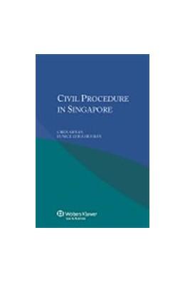 Abbildung von Siyuan / Chua Hui Han | Civil Procedure in Singapore | 1. Auflage | 2014 | beck-shop.de