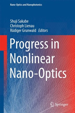 Abbildung von Sakabe / Lienau / Grunwald | Progress in Nonlinear Nano-Optics | 2015