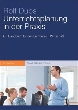 Abbildung von Dubs   Unterrichtsplanung in der Praxis   1. Auflage   2014   beck-shop.de