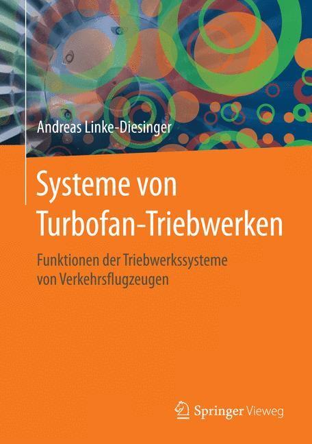 Systeme von Turbofan-Triebwerken   Linke-Diesinger, 2014   Buch (Cover)