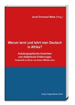 Abbildung von Mabe | Warum lernt und lehrt man Deutsch in Afrika? | 1. Auflage | 2014 | beck-shop.de